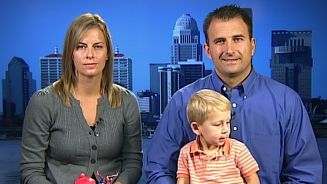 VIDEO: Parents Ordered to Give Son Over