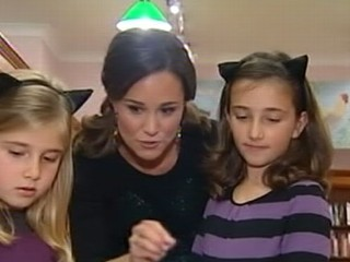 Watch: Pippa Middleton Book Tour: Girl Tells Her 'I Hate Princesses'