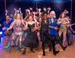 VIDEO: Cast of hit-Broadway show sing,