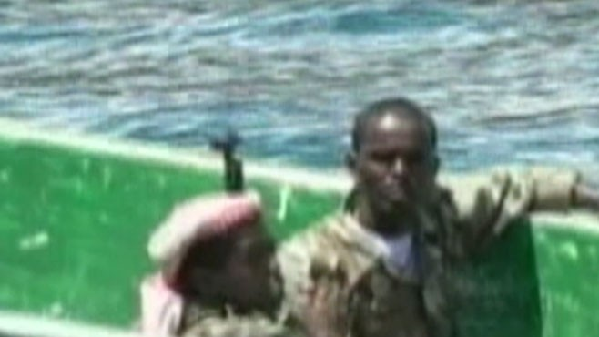 VIDEO: Pirates Take Americans Hostage
