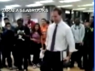 Watch: Teacher Joins Student Dance Prank With an Irish Jig