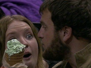 Watch: Man Explains Not Sharing Ice Cream With Girlfriend at NBA Game