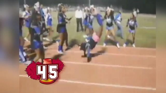VIDEO: Mikayla Clark shattered the Guinness World Record with 44 consecutive back handsprings.