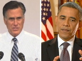 Watch: Mitt Romney, President Obama Reschedule Events Due to Hurricane Sandy