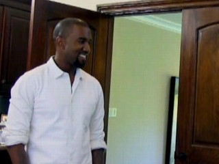 Watch: Kanye West's New Song 'White Dress' Alludes to Marriage?