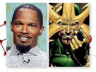 Watch: Jamie Foxx Rumored to Play Spiderman Villain in Next Movie