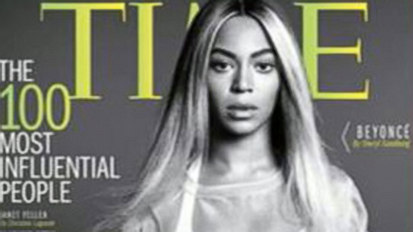 VIDEO: Beyonce Tops '2014 Time 100' List