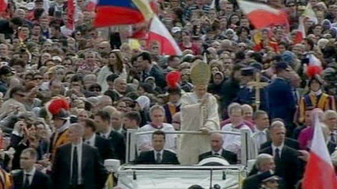 VIDEO: John Paul II One Step Closer to Becoming a Saint