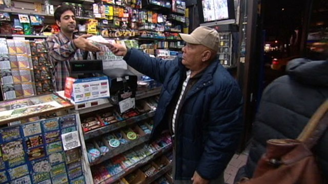 VIDEO: John Muller shares the latest on one of the largest lottery jackpots ever.