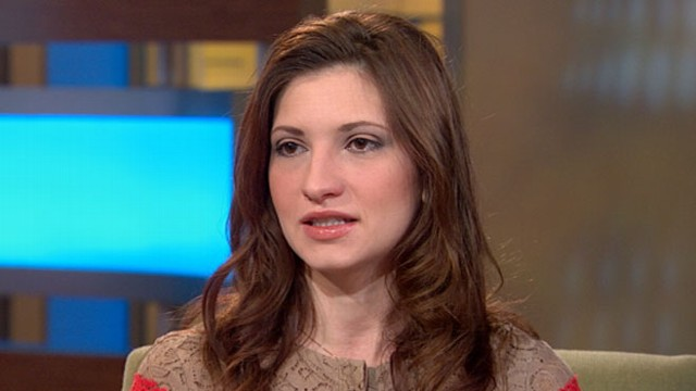 VIDEO: Kristen Pratt discusses her online stalking nightmare for the first time.