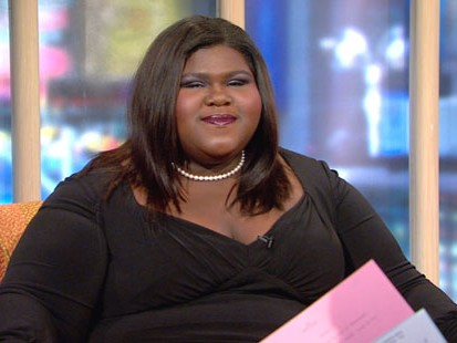 VIDEO: Actress Gabourey Sidibes first movie is garnering Oscar-buzz.
