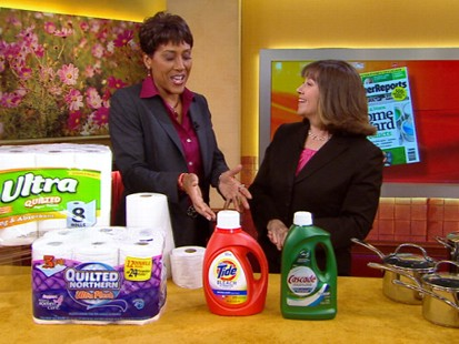 VIDEO: Consumer Reports Mandy Walker reveals the top-rated home products.