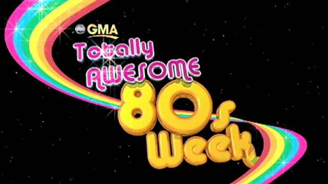 GMA's Totally Awesome 80s Week Video - ABC News - photo #37