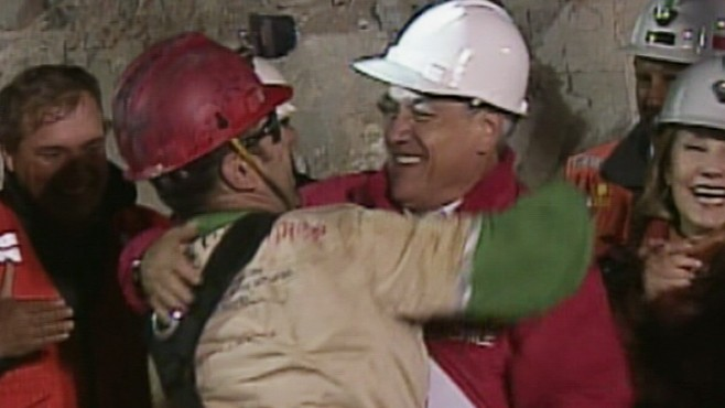 VIDEO: Rescued Miner Shares Secrets