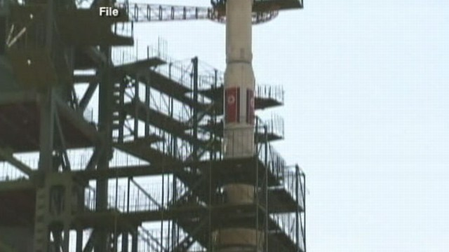 VIDEO:North Korea Launches Missile After 4 Failed Attempts