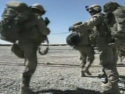 VIDEO: Americans Divided Over Afghan Strategy