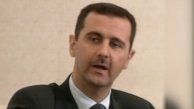 VIDEO: U.S. official confirms that the Syrian military loaded elements of deadly nerve gas into bombs.