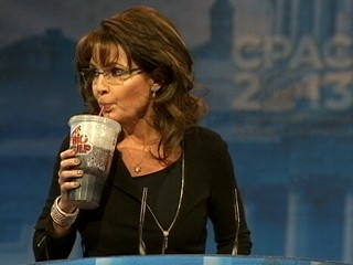 Watch: Sarah Palin CPAC Speech Steals the Show