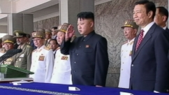 VIDEO: Kim Jong-un Orders Execution of His Uncle