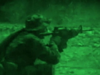 VIDEO: Navy SEALs parachuted into one of the worlds most dangerous places.