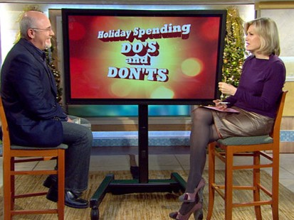 VIDEO: Dave Ramsey offers advice on how to avoid overspending.