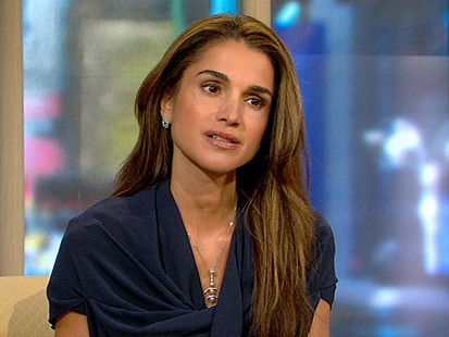 VIDEO: Diane Sawyers Full Interview With Jordans Queen Rania