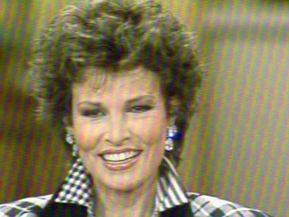 "VIDEO: More than 25 years ago, Welch told Joan Lunden that she felt ""a bit masculine."""