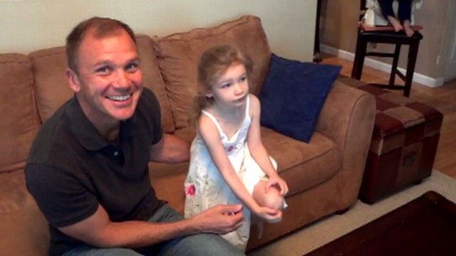 "VIDEO: Adorable 4-year-old Alyssa Brown has a new wish for Snow White after seeing herself on ""GMA."""