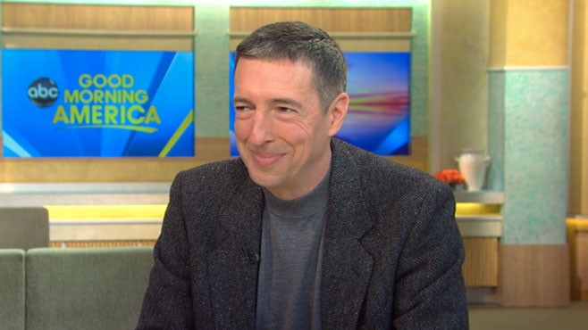 VIDEO: Ron Reagan on 'GMA'