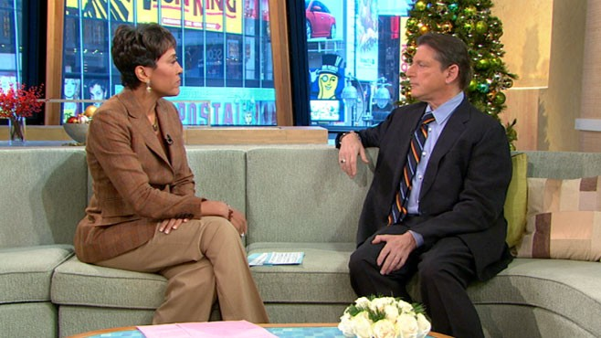 VIDEO: Dealing With Holiday Stress