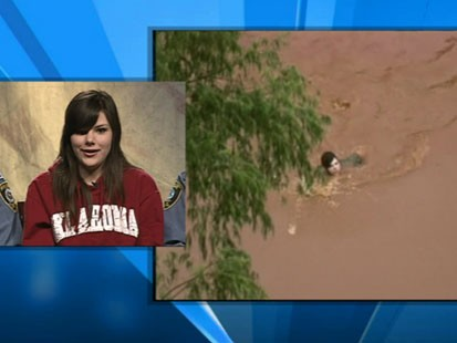 Exclusive: Teen, Rescuers Recount Daring Flash Flood Rescue