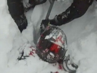 VIDEO: Neal Karlinsky reports on the improbable rescue that was caught on tape.
