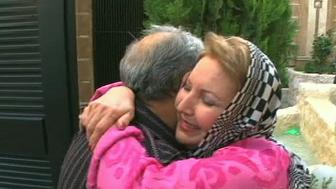 VIDEO: American Man Released from Iranian Prison
