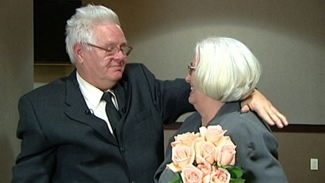 Video: Brother, Sister Reunited After 65 Years Apart