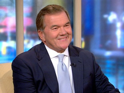 "VIDEO: First secretary of Homeland Security, Tom Ridge, discusses his book ""The Test of Our Times."""