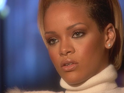 VIDEO: Pop star speaks out about the night her ex- boyfriend Chris Brown attacked her.