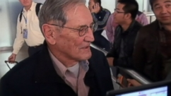 VIDEO: American Veteran Merrill Newman Released From North Korea