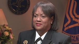 VIDEO: Regina Benjamin responds to criticism and discusses her health plan.