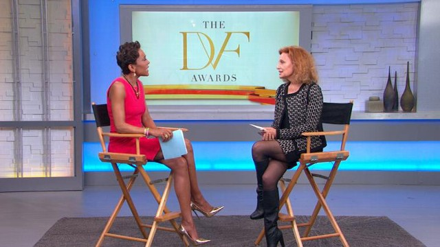 VIDEO: Diane Von Furstenberg Spring Fashion Favorites