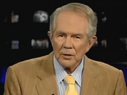 VIDEO: The Rev. Pat Robertson says Haitians invoked earthquake in deal with the devil.
