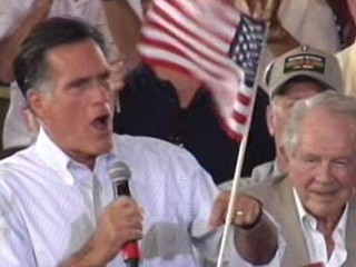 Watch: Romney Campaign's Standings in Key Battleground States