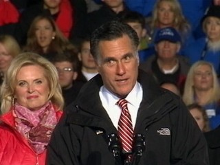 Watch: Election 2012: Will Mitt Romney Upset President Obama?