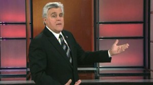 VIDEO: Jay Leno is reportedly moving back to his old time slot.