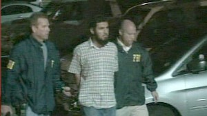 VIDEO: Ringleader of alleged terror plot is charged with conspiracy to use explosives.