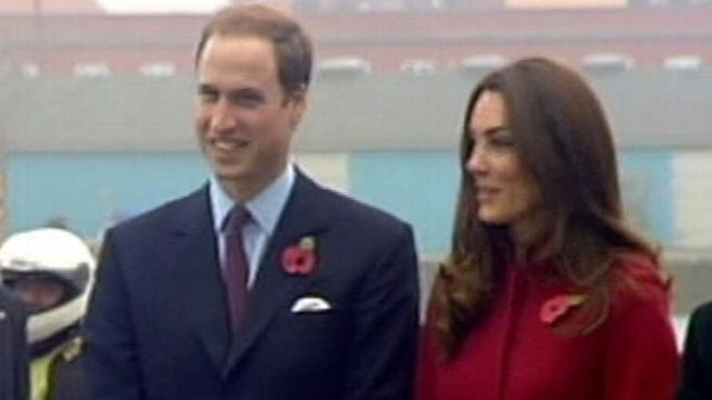 VIDEO: New clues arise in possible royal couple pregnancy.