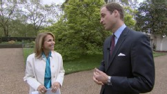 VIDEO: The Royal Heir discusses what he's learned from The Queen.