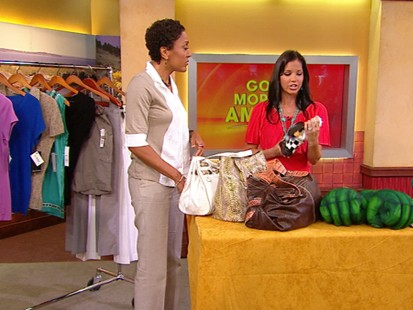 VIDEO: Melissas Shopping Steals and Deals