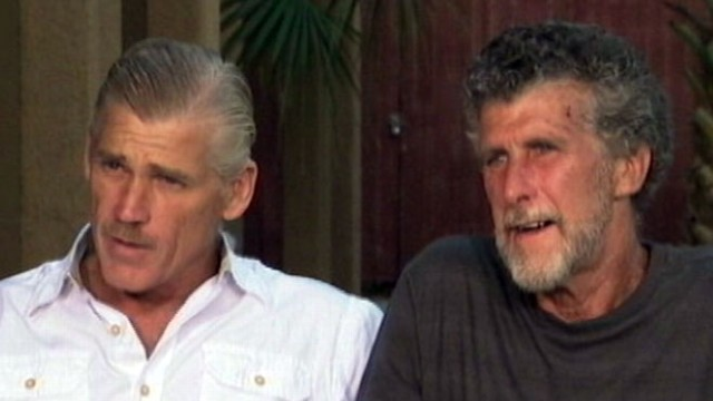 VIDEO: Sailors stranded at sea after Tropical Storm Debby were rescued after 9 days.