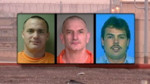 VIDEO: Two convicted murderers broke out of a medium-security prison in Arizona.