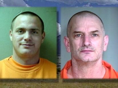 VIDEO: Escape Prisoners on the Run